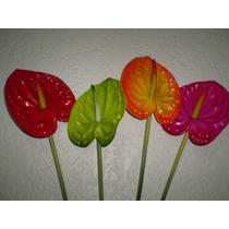 Flor Anturio Artificial ..maa