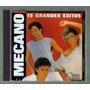 Mecano 15 Grandes Exitos Cd Importado De Austria Ed 1987 Au1