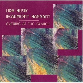Lida Husik - Evening At Grange Cd Import Bfn Alternativ Indi