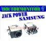 Jack Power Para Notebook Samsung Np - Rv415