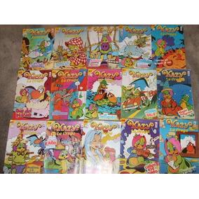Comics Katy La Oruga (serie De T.v.)