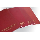 Libro Rab Iva Compras Tapa Flexible 48 Paginas Apaisado