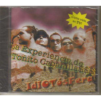 La Experiencia De Toñito Cabanillas - Punk Rock Puerto Rico