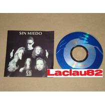 Calo Sin Miedo 1994 Cd