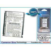 Bateria Samsung Sgh-i900 Sgh-i900v Sgh-i908 I900 Omnia Bbf