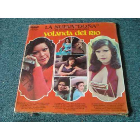 Disco Triple Acetato De Yolanda Del Rio