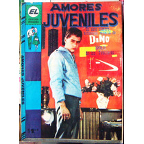 Foto Novela,amores Juveniles,dino En Portada,1963