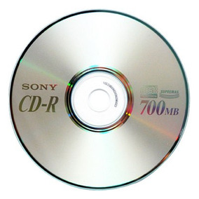 Cd Virgen Sony Pack C/100 P/ Mp3 Audio Si Facturamos /e