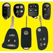 Llaves Con Chip Y Controles Originales De Agencia Para Carro