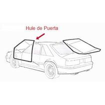 Hules Para Puertas Y Cajuela Ford Mustang 1979 - 1993