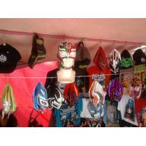 Mascaras De Rey Misterio P/niño Varios Colores Y Modelos.