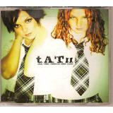 Tatu Single All The Things She Said 4 Tracks Europeo