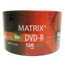 100 Disco Dvd Virgen Varias Marcas 16x 120min 4.7gb