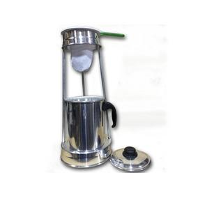 Suporte Alum Coador Café Bule Alumínio Mariquinha Mancebo