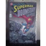 Superman Doomsday Las Guerras Tomo 2, Editorial Vid