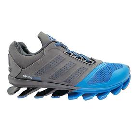 Tênis adidas Springblade Drive Preto E Azul.