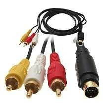 Cable Directv Prepago Audio Video 10 Pin A Rca Deco L14