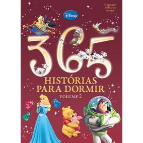 Livro 365 Histórias Para Dormir Disney Especial - Volume 2