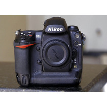 Camera Nikon D3x Full Frame 24mp Bem Conservada!