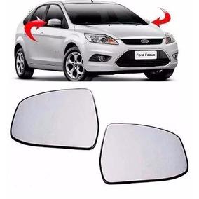 Lente Espelho Retrovisor Com Base Ford Focus 09 10 11 12 13