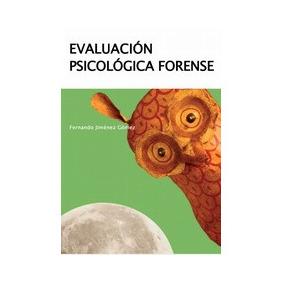 Evaluacion Psicologica Forense-ebook-libro-digital
