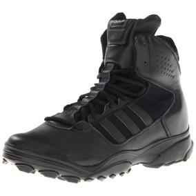 Botas adidas Modelo Gsg 9.7 Black-botas Tactica Militar Piel