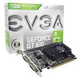 Targeta De Video Evga Geforce Gt 610 1gb