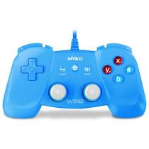 Control Clasico Wing Nyko Ergonomico Para Nintendo Wii Wii-u