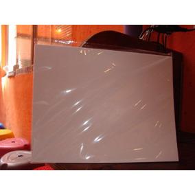 Papel Foto Brillante 260gm Resina 100% Blanco Media Carta