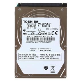 Disco Duro 500gb Sata 2.5 Toshiba Pra Computadora Laptop