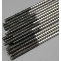 Threaded Pushrod 4-40x12 (varilla) / Great Planes.!