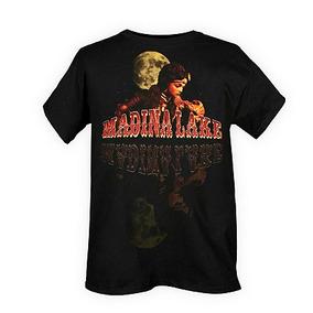 T shirt M Lake Madina Playera fit Slim Hot Topic Reflect wn18qx0F