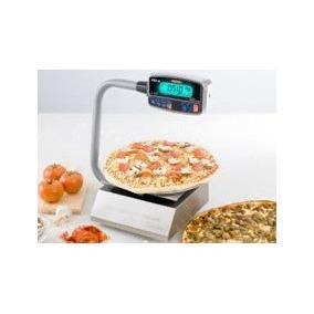 Bascula Porcionadora De Pizzas Para 10kg Electronica Torrey