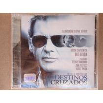 Destinos Cruzados - Random Hearts - Trilha Sonora - Cd