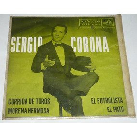 Sergio Corona Ep Corrida De Toros