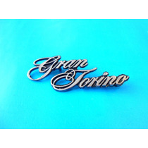 Emblema Ford Gran Torino