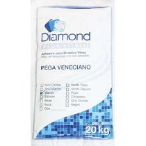 Pegamento Azul Caribe Daimond Mosaico Sin Junteado 780001