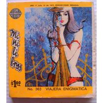 Mini Novela Libros Revista Vintage Mitos Y Leyendas Comic