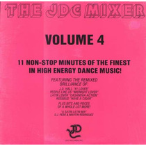 The Jdc Mixer Volume 4 High Energy Disco Mixed Lp Polymarchs