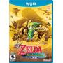 Wii U The Legend Of Zelda Wind Waker Hd
