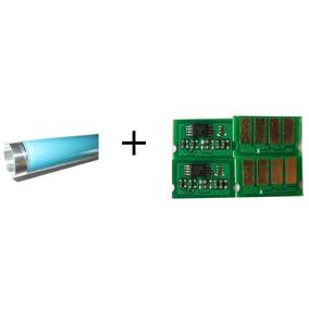 Kit Cilindro Ricoh Sp3500 Sp3510sf + Chip 6000 Cópias