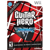 Wii Guitar Hero Van Halen Nuevo Envio Gratis