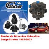 Bomba De Direccion Hidraulca Licuadora Dodge Stratus 1998