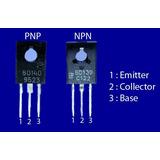 Bd139 Af Power Transistor 80v 1.5a 12.5w