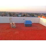 Jaula Casa Corral Perros 60cm Alto 6 Panel