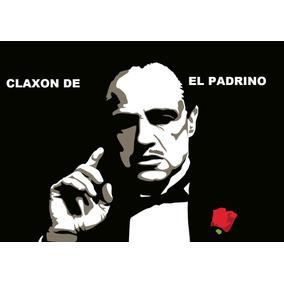 Claxon El Padrino Los Soprano Cornetas De Aire Bfn