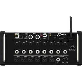 Behringer Xr16 Mesa De Som Digital Mixer 16 Canais Xr Loja !