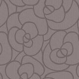 Papel Urban Muresco Gris Flores Piedras Lavable 47054