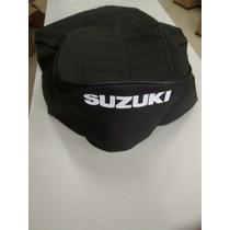Capa De Banco Suzuki Intruder 125 2004 A 2017 Qualidade Top