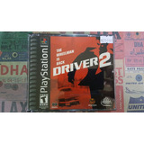 Driver 2 Ps1 $25.990 Karasu Big. Fantástico!!!